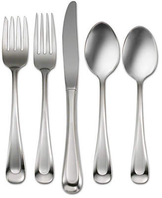 Oneida Satin Sand Dune 45 Piece Flatware Set