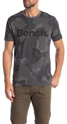Bench Short Sleeve Camouflage Shirt