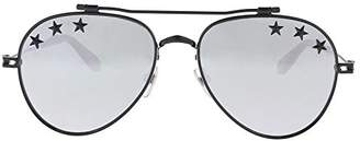 Givenchy GV7057/STARS 807 GV7057/STARS Pilot Sunglasses Lens Category 3 L