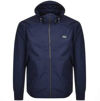 Lacoste Full Zip Jacket Navy