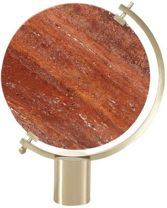 Naia Marble Table Mirror