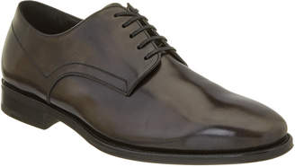 Salvatore Ferragamo Plain Toe Leather Oxford