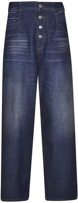 Maison Margiela Paris Straight Leg Jeans