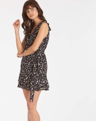 Marni Print Mini Dress