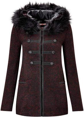 Joe Browns Fantastic Faux Fur Jacket