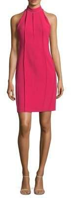Elie Tahari Viola Sleeveless Sheath Dress