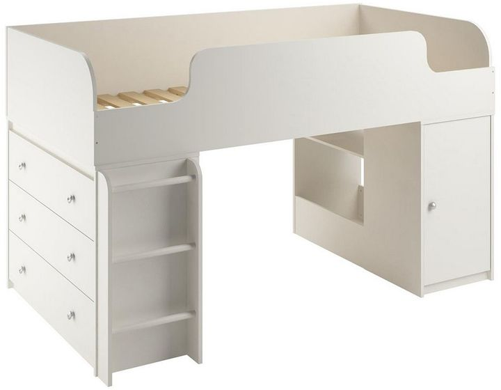Cosco Cosco Elements Dresser & Toy Box Loft Bed