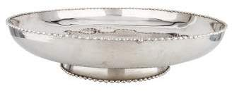 Michael Aram Molten Large Footed Platter