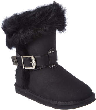 Australia Luxe Collective Tsar Short Suede Boot