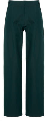 Acne Studios Paul Shiny Cotton Trouser