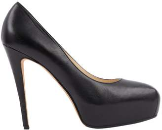 Brian Atwood Leather Heels