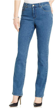 Charter Club Lexington Straight-Leg Jeans, Only at Macy's $59.50 thestylecure.com
