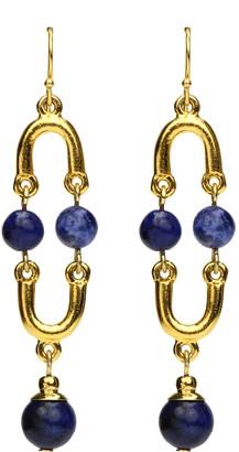 Ben-Amun Small Drop Earrings