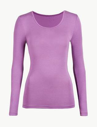 """Marks and Spencer Heatgenâ""""¢ Thermal Long Sleeve Top"""