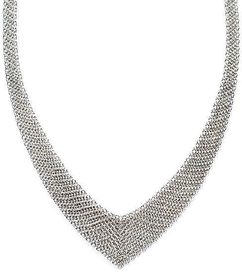 Elsa Peretti®:Mesh Bib Necklace