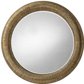 Arteriors Elton Wall Mirror - Antiqued Brass