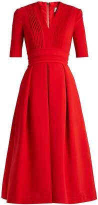 Preen by Thornton Bregazzi Elle stretch-cady dress