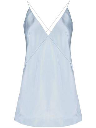 Haider Ackermann Satin Cross Back Camisole