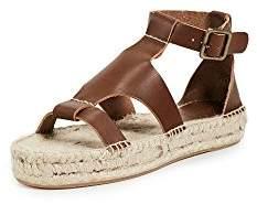 Soludos Women's Banded Shield Sandal Platform