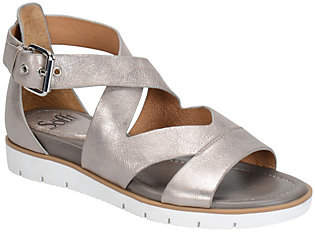 Sofft Leather Sport Sandals - Mirabelle