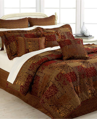 Croscill Galleria King 4-Pc. Comforter Set Bedding