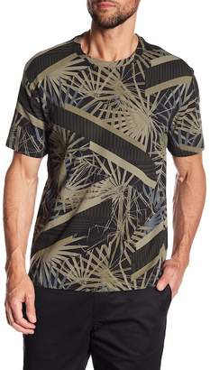 Kenneth Cole New York Palm Crew Neck Tee