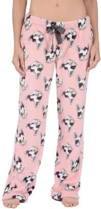 Body Candy Loungewear Women's PJs Cozy Fleece Plush Pajama Pants