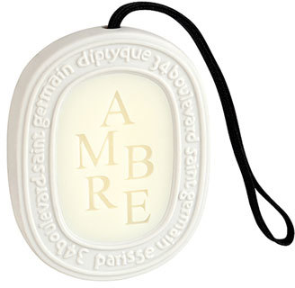 Diptyque 'Ambre' Scented Oval