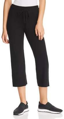 LnA Brushed Cropped Sweatpants