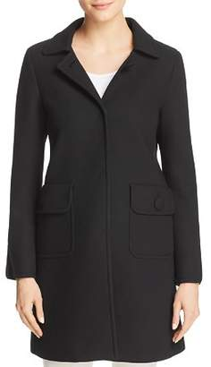 Herno Crepe Coat