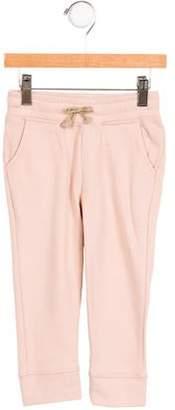 Marie Chantal Girls' Mid-Rise Sweatpants