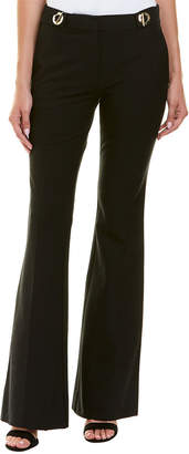 Derek Lam 10 Crosby Black Flare Trouser
