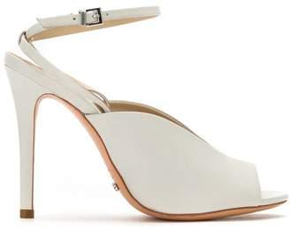 Schutz open toe high-heel sandals