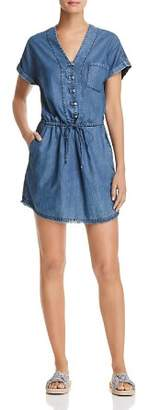 Paige Haidee Chambray Dress