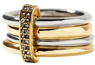 Four-Band Slider Ring $39.50 thestylecure.com