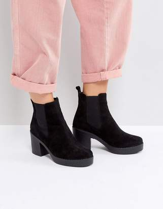 Office Alesha Heeled Boots