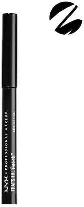 NYX That's the Point Quite the Bender Eyeliner - Black
