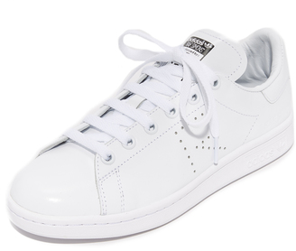 Adidas x Raf Simmons Stan Smith Sneakers $400 thestylecure.com