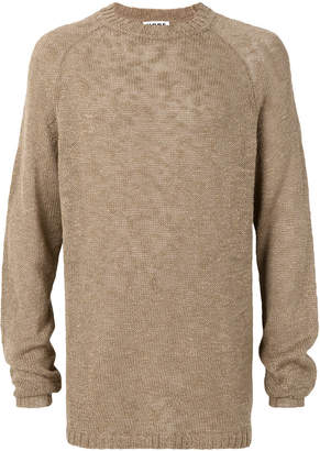 Hope long-sleeve fitted sweater