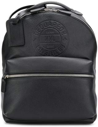 DSQUARED2 logo embossed backpack