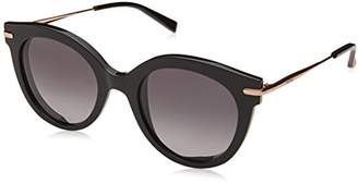 Max Mara Women's mm Needle Vi Oval Sunglasses
