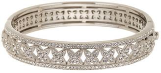 NADRI X Medium Bangle Bracelet $100 thestylecure.com