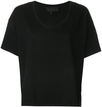 KENDALL + KYLIE Kendall+Kylie v-neck T-shirt