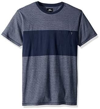 O'Neill Men's Bernardo Crew Knit T-Shirt