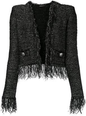 Balmain tweed tailored jacket