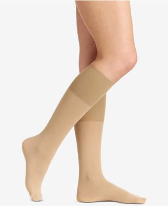 Berkshire Women Comfy Cuff Opaque Graduated Compression Trouser Sock 5103
