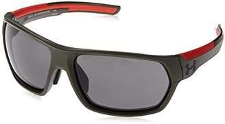 Under Armour UA Scheme Polarized Round Sunglasses