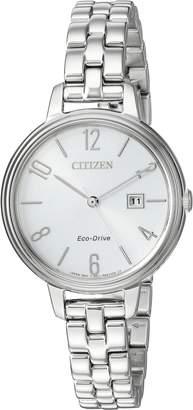 Citizen Women's EW2440-53A Casual Watch