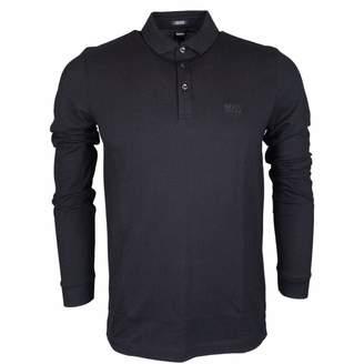 HUGO BOSS Pado 10 Pima Cotton Regular Fit Long Sleeve Polo XXL