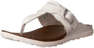 Merrell Women's AROUND TOWN POST PRINT Sport Sandals